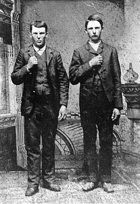 Jesse James and Brother Frank Bank Robbers Photo   eBay