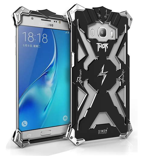 Armor Bumper Robot Simon Thor Cover Casing Sony Xperia Z5 simon thor aviation aluminum alloy shockproof armor metal