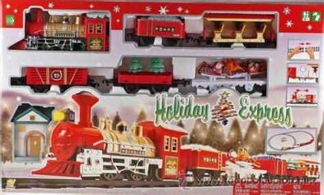 tren de navidad para el arbol tren antiguo ju comprar