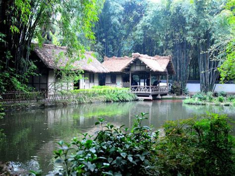 Dufu Thatched Cottage du fu thatched cottage house chengdu chengdu du fu thatched cottage photos