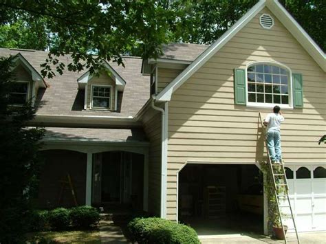 how often to paint house how often does an exterior of a house need painting in the