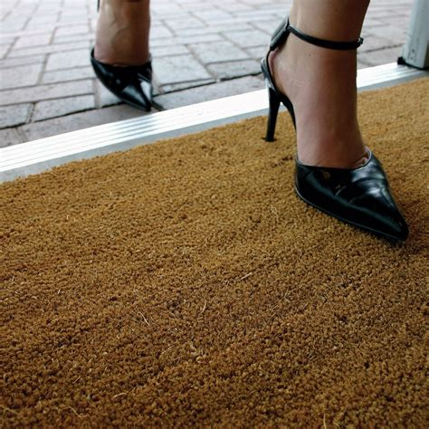 10 Mm Coir Matting by Industrialproducts Uk Co Uk