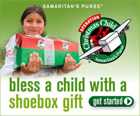 operation christmas child a story of simple gifts book