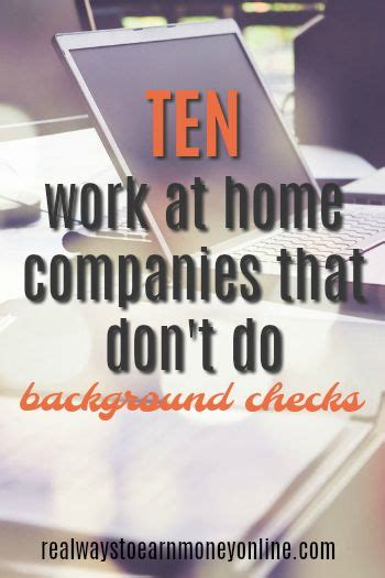 That Don T Require A Background Check Best 25 Need A Ideas On Looking For A Info And Hiring