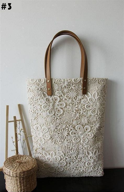 Handmade Handbags - 25 best ideas about lace bag on handmade bags