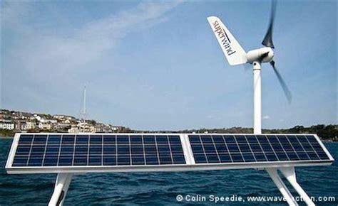 sailboat generator self sufficient power generation on sailboats