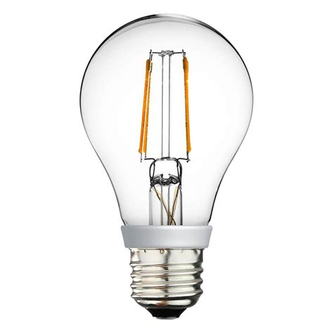 Clear Led Light Bulbs by Cree The Home Depot