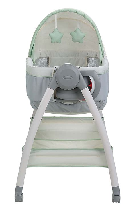 Safety Sleeper by Baby Bassinet Safety Comfort Sleeper Infant Bed Crib