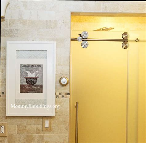 master bath reno update featuring concealed cabinets