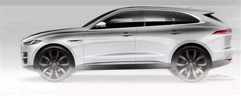 Jaguar J Pace 2020 by Jaguar J Pace Ecco Come Sar 224 Il Suv Jaguar Anti Porsche
