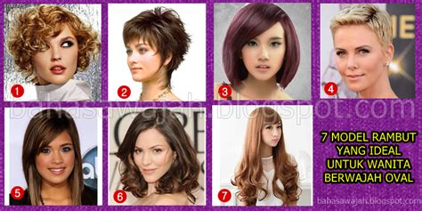 Model Rambut Volume by 7 Model Rambut Ideal Untuk Wanita Dengan Bentuk Wajah Oval