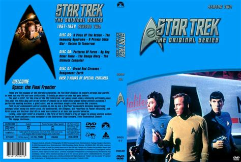 Cjr The Special Dvd Original trek the original series season 2 1967