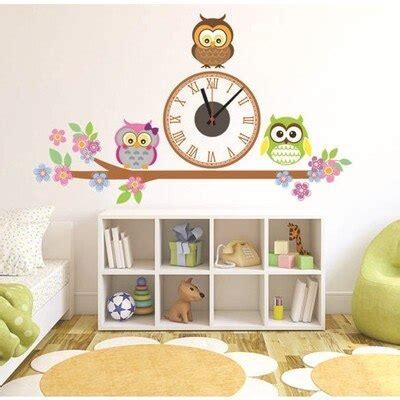 buy  hot sale owl sticker home decor
