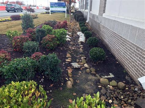 landscape drainage solutions plans to fix erosion