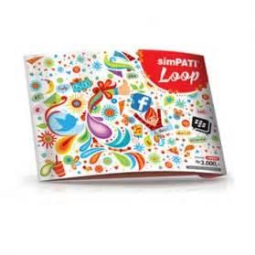 Stok Terbatas Paket Perdana Simpati 30 Gb telkomsel simpati loop 1 bulan paket blackberry gaul