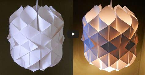 kronleuchter papier ᐅ diy papier kronleuchter basteln modern und edel diy