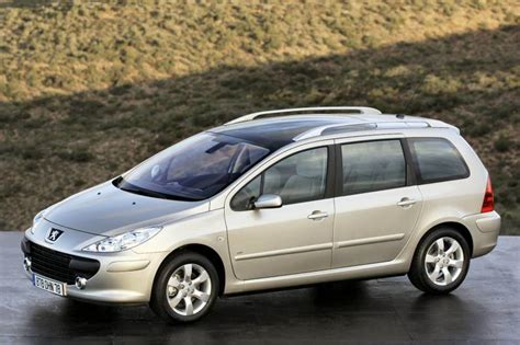 peugeot used car search peugeot 307 sw 2002 2008 used car review car review