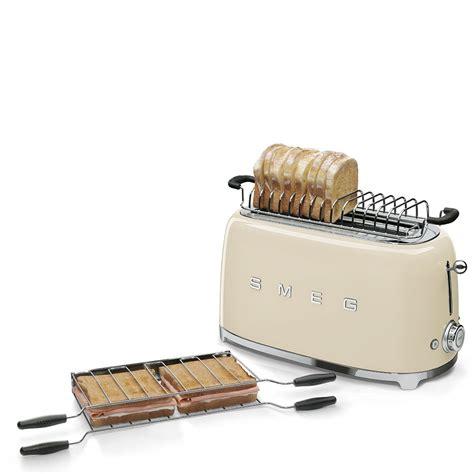 Toaster Small Toasters 4 Slice Toasters Tsf02creu Smeg Com