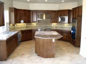 amazing Kitchen Island With Cabinets And Seating #1: U-Shaped-Kitchen-With-Center-Island.jpg