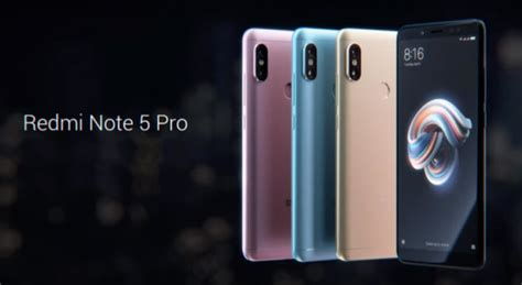 Xiaomi Redmi Pro 5 5 Inc Dual Back Casing Slim Back Covers xiaomi redmi note 5 pro philippines specs price release date noypigeeks