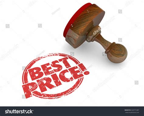 best price deal best price lowest sale deal offer stock illustration