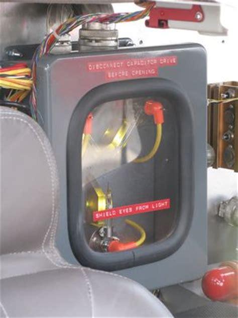 delorean dmc 12 flux capacitor back to the future delorean dmc 12 the crittenden automotive library