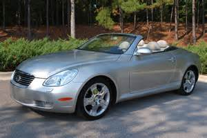2003 Lexus Sc430 2003 Lexus Sc430 Hardtop Convertible Silver Photo Picture