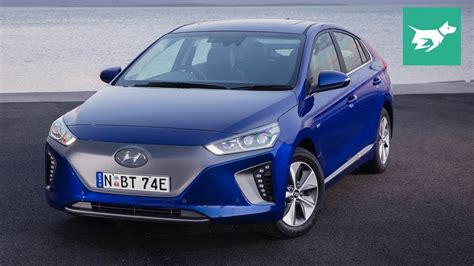 2019 Hyundai Ioniq Electric by Hyundai Ioniq Electric 2019 Review