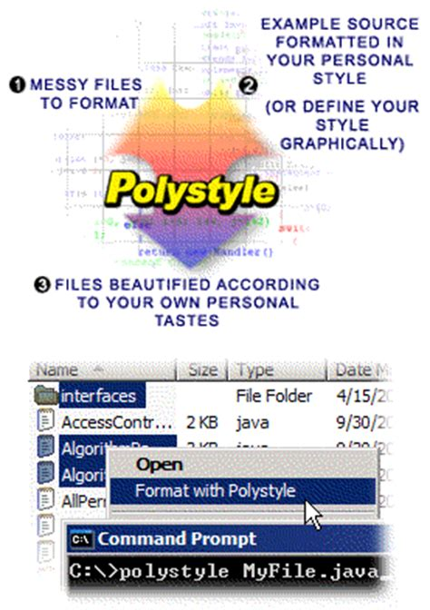 format html code beautifier polystyle source code beautifier download by flashbulb