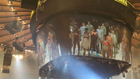 Inside Fashion Week 2 by Inside Kanye West S Yeezy Season 3 Extravaganza Vogue