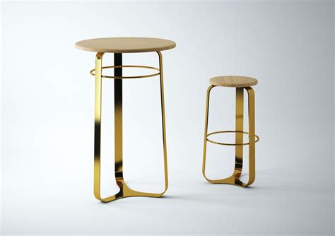 Gold Bar Stool by Top 5 Black And Gold Bar Stools