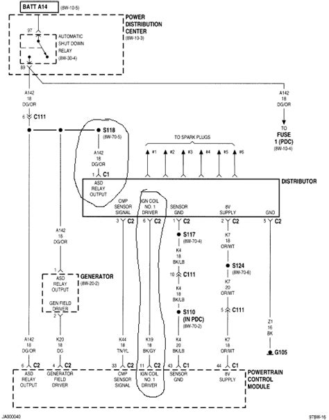 dodge coil wiring diagram get free image about wiring