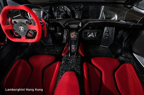 lamborghini custom interior lamborghini sesto elemento delivered in hong kong sesto