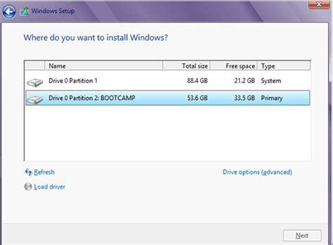 cara install windows 10 di macbook pro cara mudah install windows 10 di mac menggunakan boot c