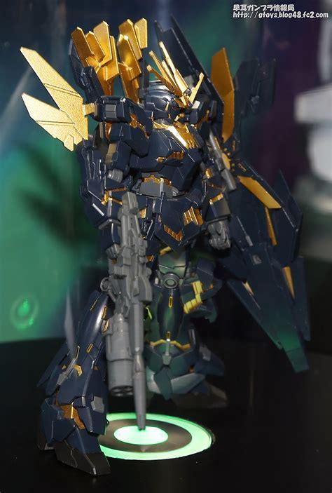 Rx Unicorn Gundam Banshee Norn 1 144 gundam hguc 1 144 rx 0 n unicorn gundam banshee norn destroy mode on display gunpla