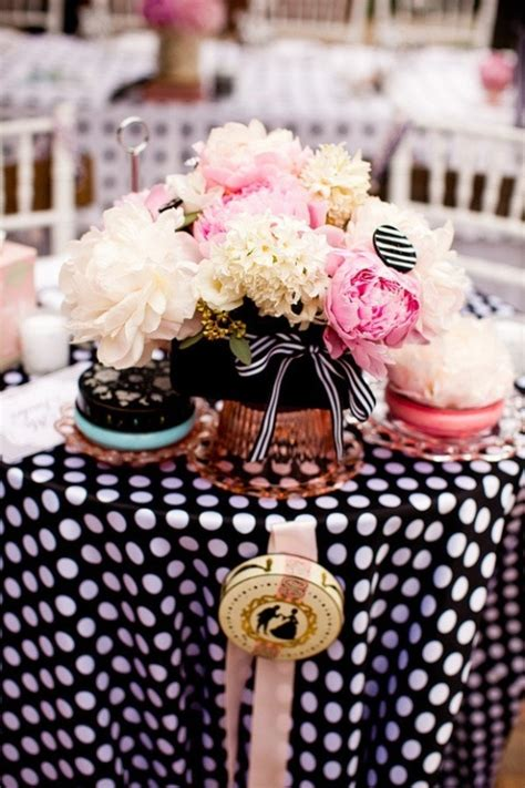 picture of polka dots and spots wedding ideas