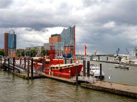 porto amburgo amburgo il porto juzaphoto