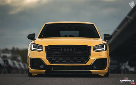 tuning audi  front