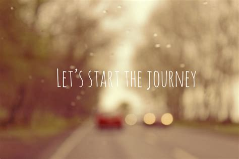 Start Of A Journey by Start Imagine Believe And On