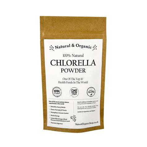 Chlorella Powder chlorella powder broken cell wall organic shop