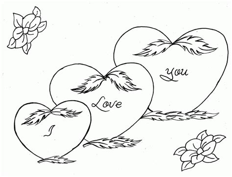 I Love You Boyfriend Coloring Pages Coloring Home Coloring Pages I You Boyfriend Printable