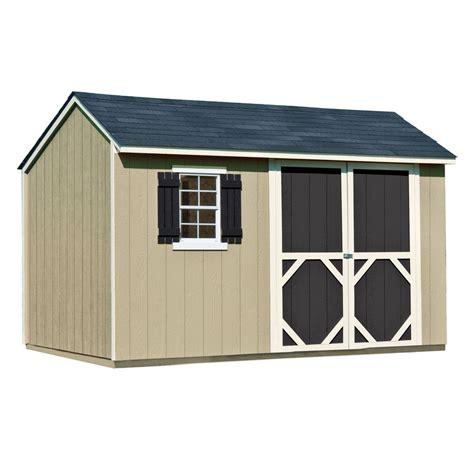 heartland stratford  ft   ft wood storage shed lowe