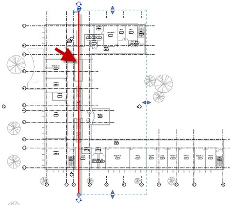 section line autocad revit mep tutorial working with copy monitor tools cadnotes