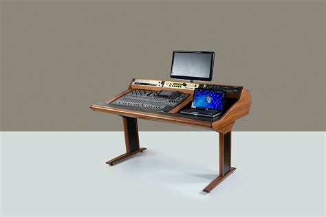 studio console desk zaor marea x32 studio desk for behringer x32 and presonus