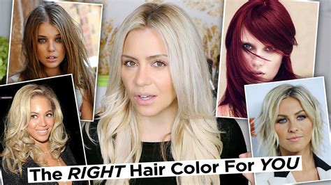 which hair color best suits a woman of 58 the right hair color for your skin tone how to find your