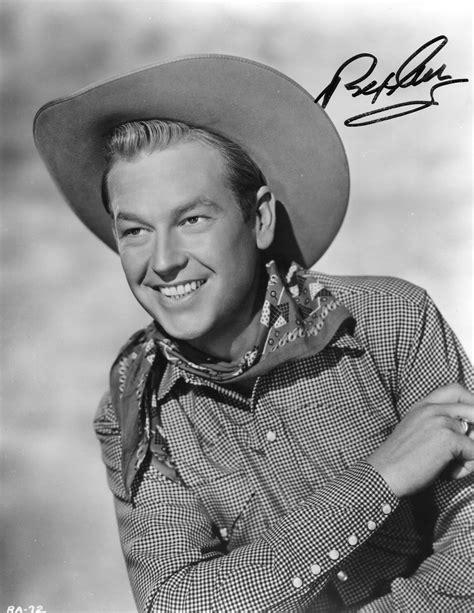 cowboy film synonym image gallery rex allen