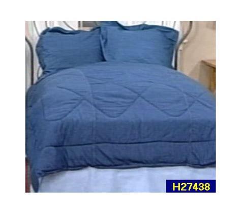 denim king size comforter denim king size comforter ensemble qvc com