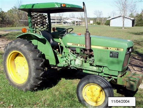 John Deere 2 Row Planter For Sale by Farm Equipment For Sale 1983 John Deere 1050 Tractor And