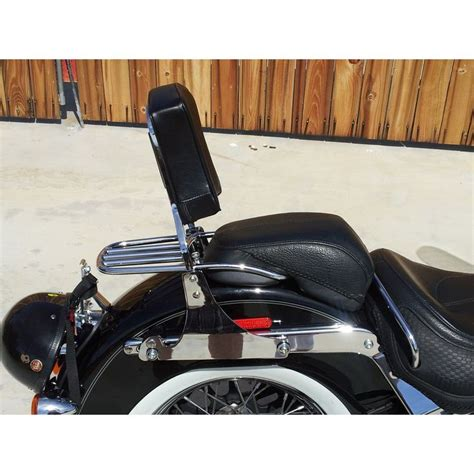 Harley Davidson Backrest And Luggage Rack by 25 Best Ideas About Harley Davidson Luggage On
