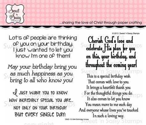 Birthday Card Sentiments Birthday Candles